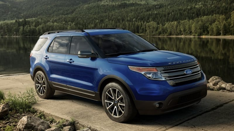 Ford recalls 75k Explorers for faulty suspension