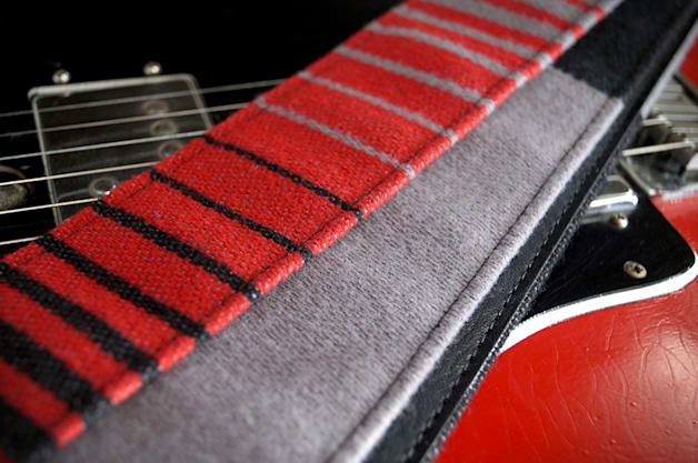 Coach Guitar Straps 001 Check out these strapping classic car upholstery accessories by Authcom, Nova Scotia\s Internet and Computing Solutions Provider in Kentville, Annapolis Valley