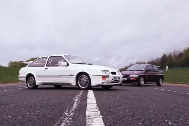 X Car Films Ford Cosworth 002 Cosworth double feature is XCars a drool worthy look back by Authcom, Nova Scotia\s Internet and Computing Solutions Provider in Kentville, Annapolis Valley