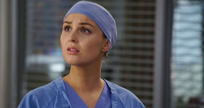 'Grey's Anatomy' Casting a Hot Doc With a 'Scary Dark Side' (Jo's Ex?)