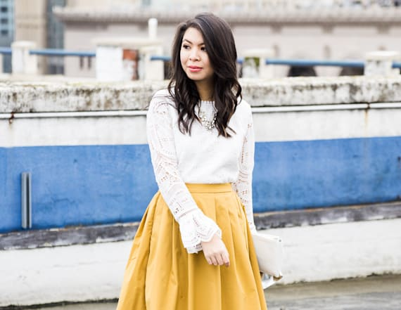 Street style tip of the day: Yellow tones