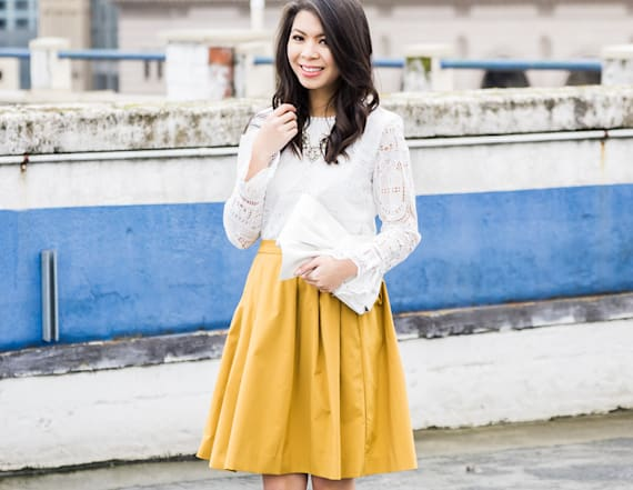 How to wear yellow for your skin tone
