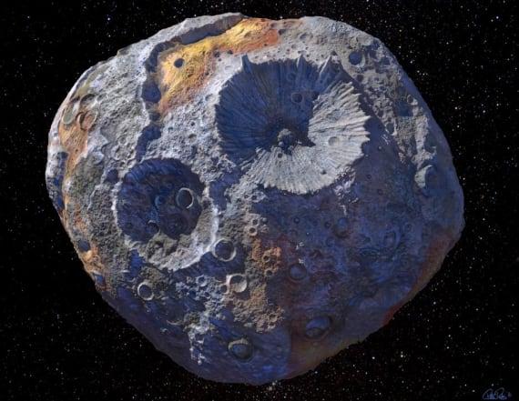 NASA to visit asteroid worth $10,000 quadrillion