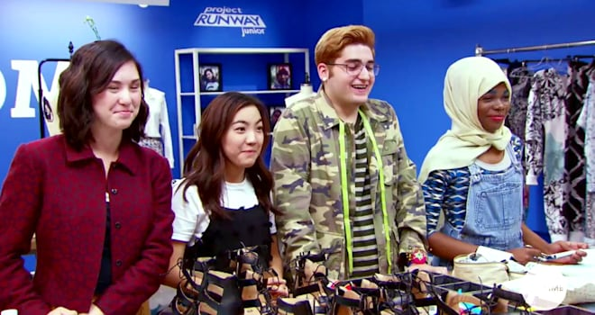 Who'll Win 'Project Runway: Junior' Season 2? (Chelsea, Maybe?)