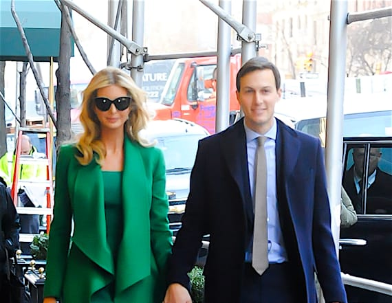 Are Ivanka and Jared the newest 'it' couple?
