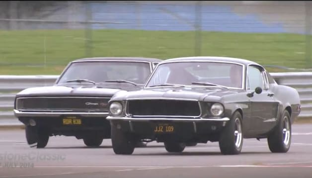 Silverstone Bullitt Brits recreate iconic Bullitt chase scene by Authcom, Nova Scotia\s Internet and Computing Solutions Provider in Kentville, Annapolis Valley