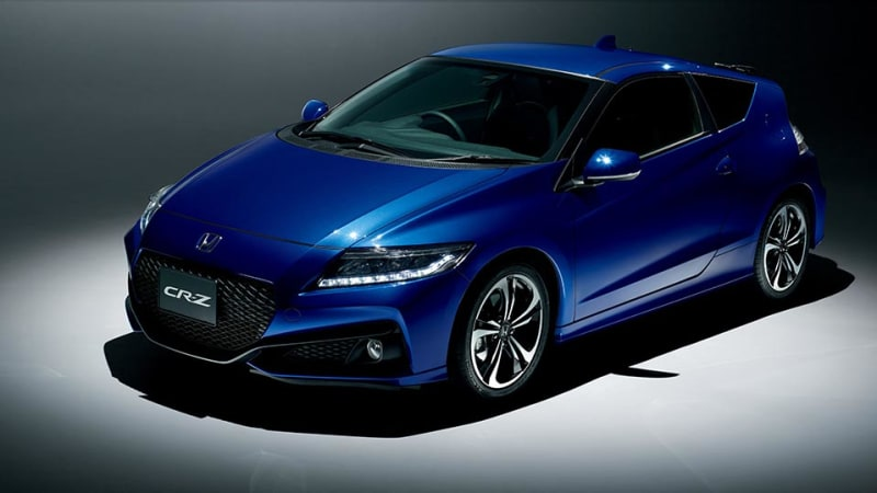 ?The Honda CR-Z is on the way out, at least in Japan
