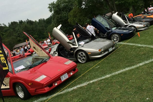 10325260 826068874084088 281491170974150858 n HIGHLIGHTS: Italian Car Day 2014 kicks off with rare exotics and supercars by Authcom, Nova Scotia\s Internet and Computing Solutions Provider in Kentville, Annapolis Valley