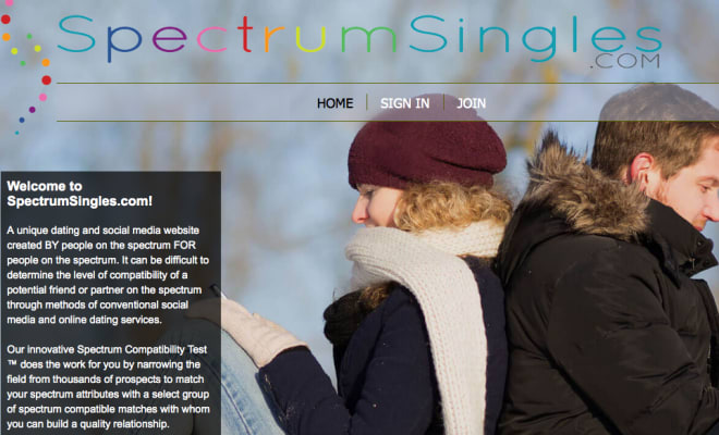 Online dating sites for people with autism