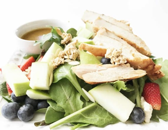 Copycat Chick-fil-A's grilled market salad
