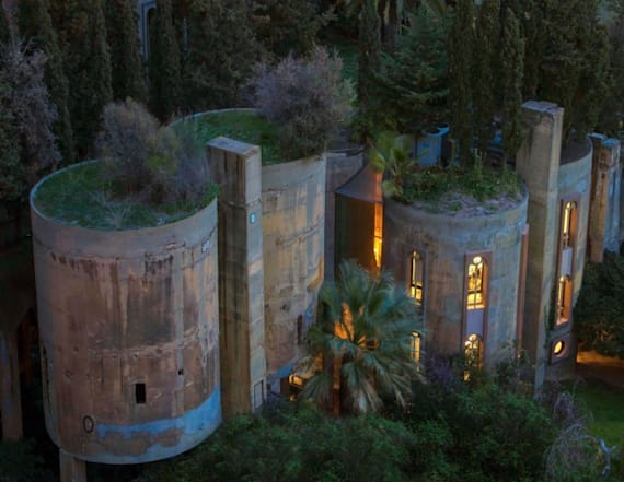 Abandoned buildings that became something beautiful