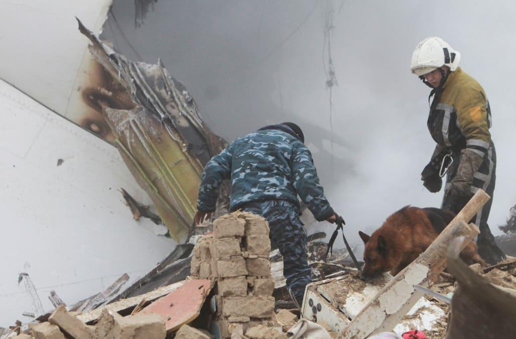 e105f971aae5 nola.com Cargo jet crash kills dozens in Kyrgyzstan village