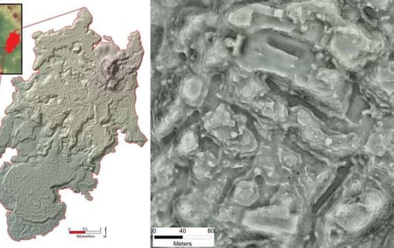 LiDARセンサーでアステカのライバル「プレペチャ王国」の都市を発見。約4万の構造物、施設配置に特徴
