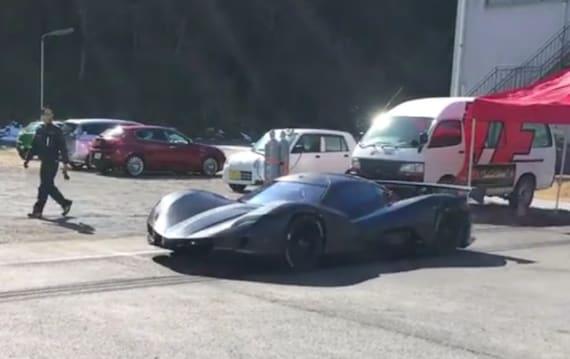 【ビデオ】日本企業のアスパークによる電動スーパーカー「OWL」が、0-100km/h加速で2秒以下を達成!