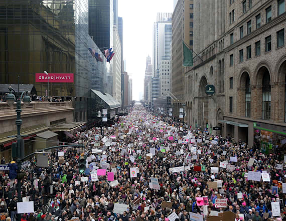 Women's March organizers want this to happen next