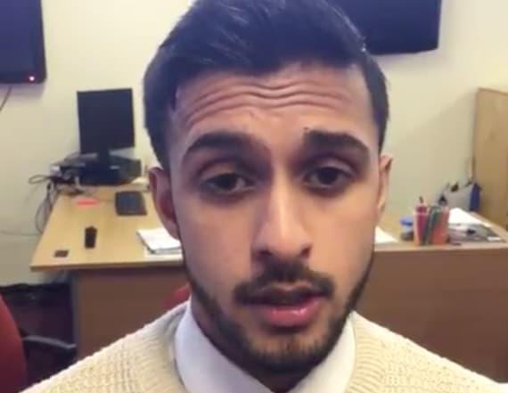 British Muslim teacher denied entry to the US
