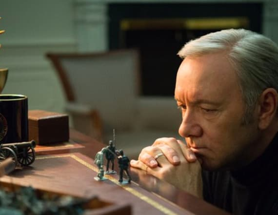 Netflix drops 'House of Cards' teaser