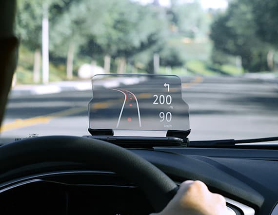 This new car navigation gadget may prevent accidents