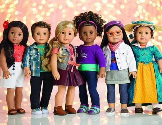 American Girl to release their first male doll