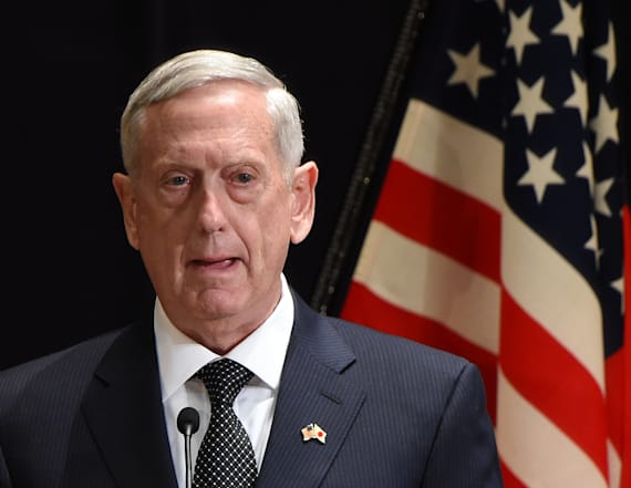 Jim Mattis says no US plan to seize Iraqi oil