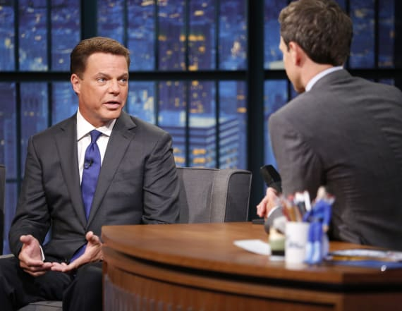 FOX News anchor Shepard Smith defends CNN