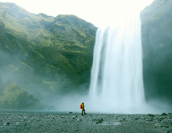 18 of the world's most majestic waterfalls
