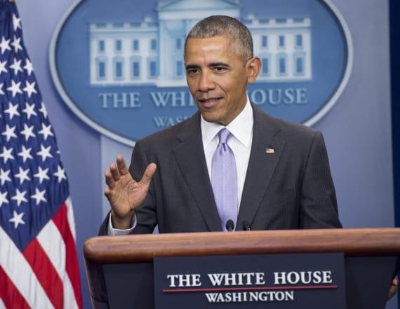 WATCH LIVE: Obama's final press conference