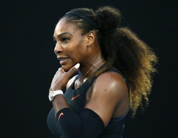Nastase makes racist comment about Serena Williams