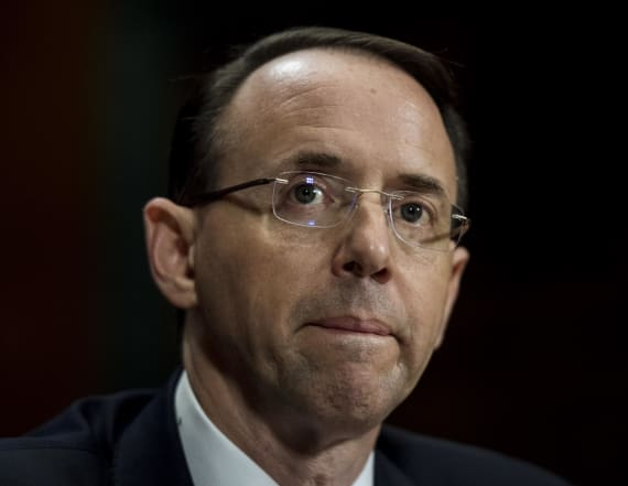Who is Rob Rosenstein? Man who may lead Russia probe