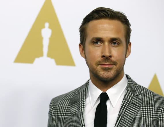 Where Ryan Gosling used to crash in Los Angeles