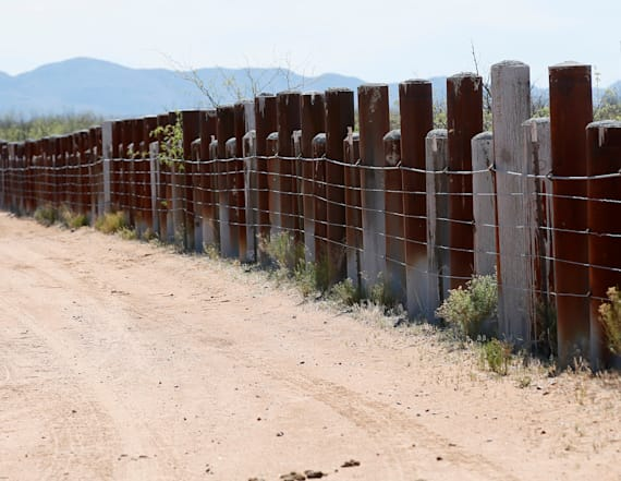 Trump's border wall 'catastrophic' for environment