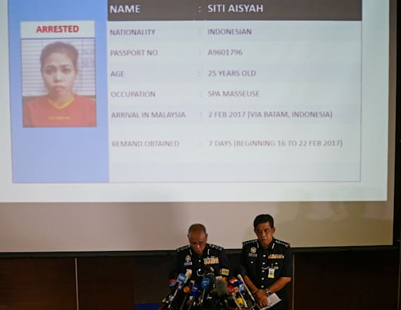 Kim Jong-Nam murder suspect claims to have made $90