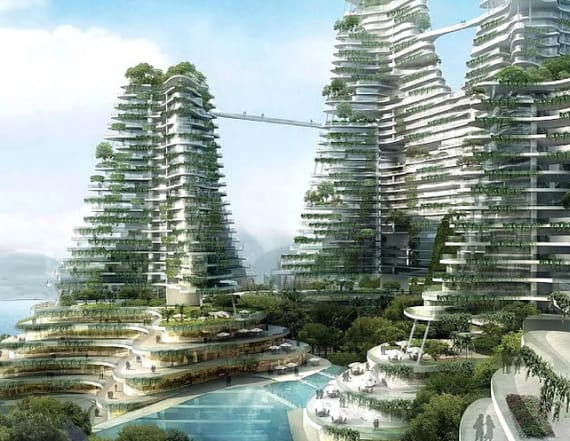 $100B 'dream paradise' being built in Malaysia
