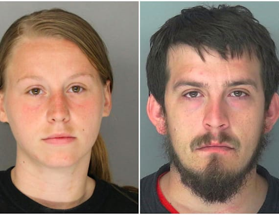 Couple sentenced for racist threats at child's party