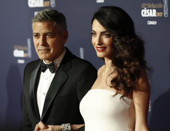 George Clooney reveals more details on pregnancy