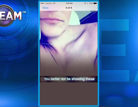 Teacher under investigation for explicit photo