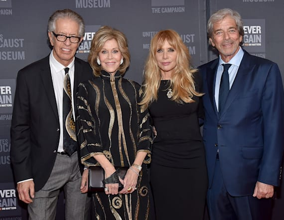 Jane Fonda and Richard Perry split after 8 years