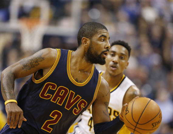 NBA All-Star Kyrie Irving thinks the Earth is flat
