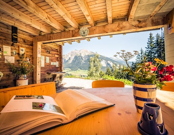 Ethereal Swiss cottages you can rent for under $300