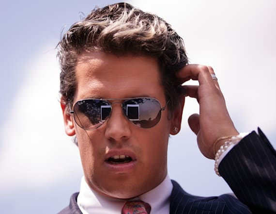 Publisher cancels Milo Yiannopoulos's book deal