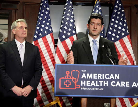 CBO releases new score for revised GOP health bill