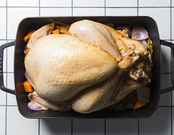 The one thing you should never do to your turkey