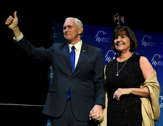 Profile reveals rules Mike Pence and his wife have