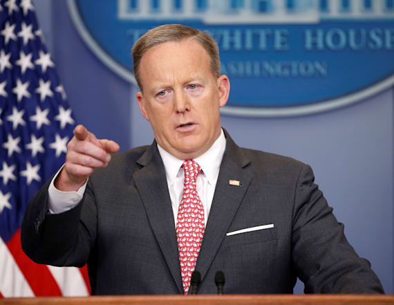 Trump won't fire Sean Spicer for one main reason