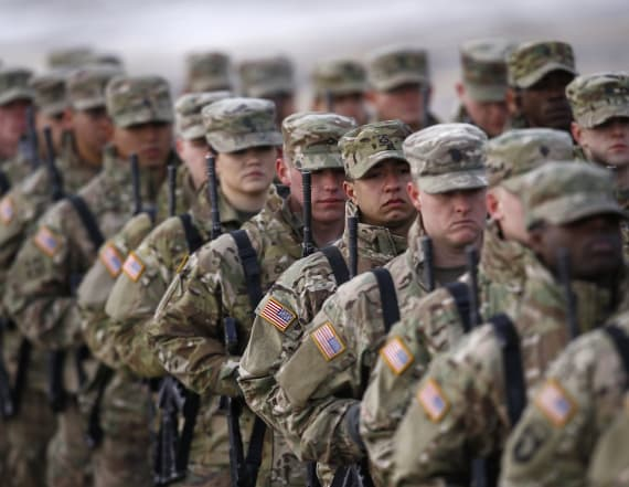 Poll shows majority of Americans fear major war soon
