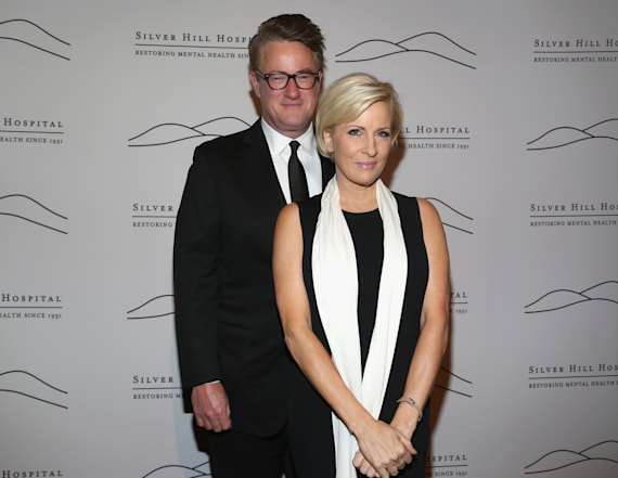 Scarborough apologizes to Brzezinski after live spat