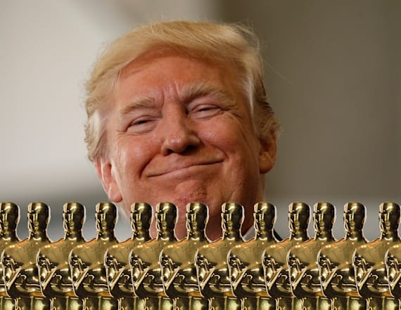 Trump shared harsh critiques of past Academy Awards