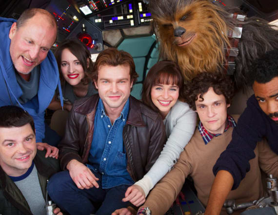 Everything we know about the new 'Han Solo' movie