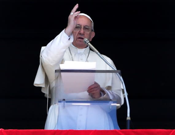 Pope likens refugee centers to concentration camps