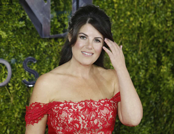Monica Lewinsky defends 'SNL' writer over tweet